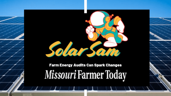 Farm Energy Audits Can Spark Changes