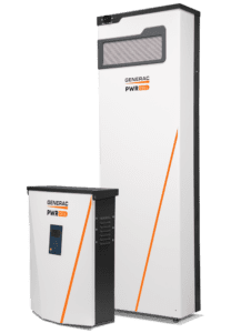 Generac PWRcell up to 10kw surge power air conditioner sump pump continuous output run most homes solar energy savings